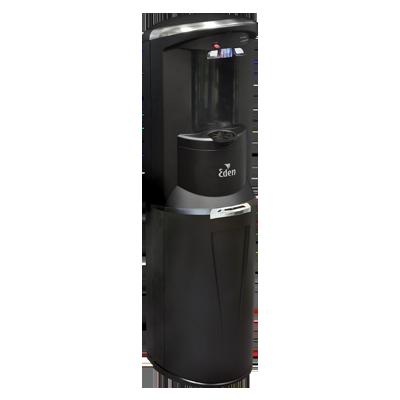 Wasserspender mit Flaschen STORM