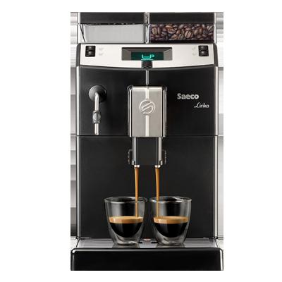 Bohnen Kaffeemaschine Lirika