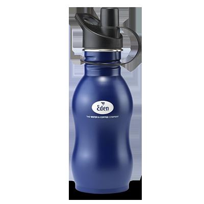 Metall Flasche 50 cl Eden Springs