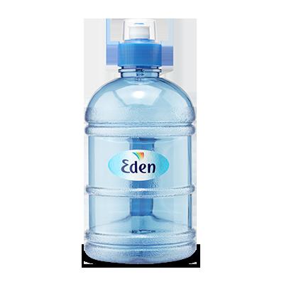 Mini-Flasche Trinkflasche Eden Springs