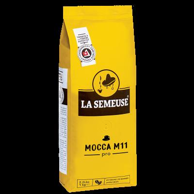 Kaffeebohnen La Semeuse Mocca M11 1 Kg Eden Springs