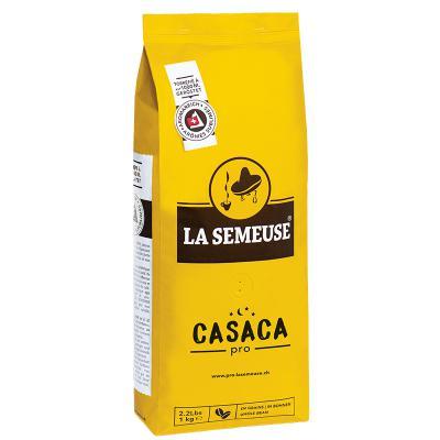 Kaffeebohnen La Semeuse Casaca - Koffeinfrei 1 Kg Eden Springs