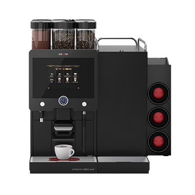 Bohnen Kaffeemaschine Schaerer Coffee Soul