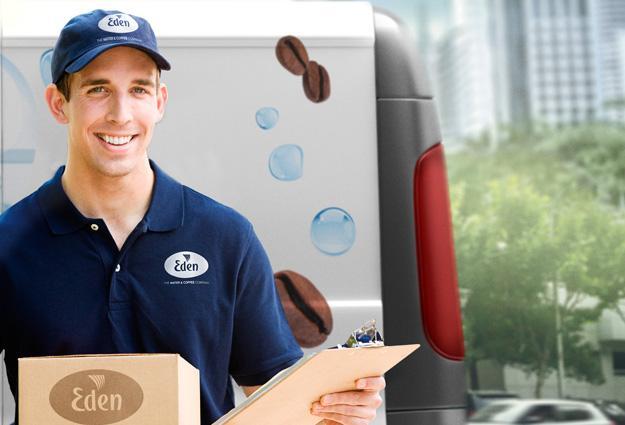 Unser Kaffee-Vertrieb und Service