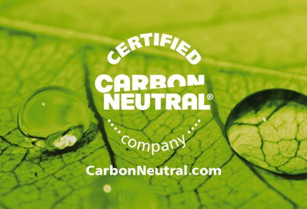 Festwasserspender - carbon neutral